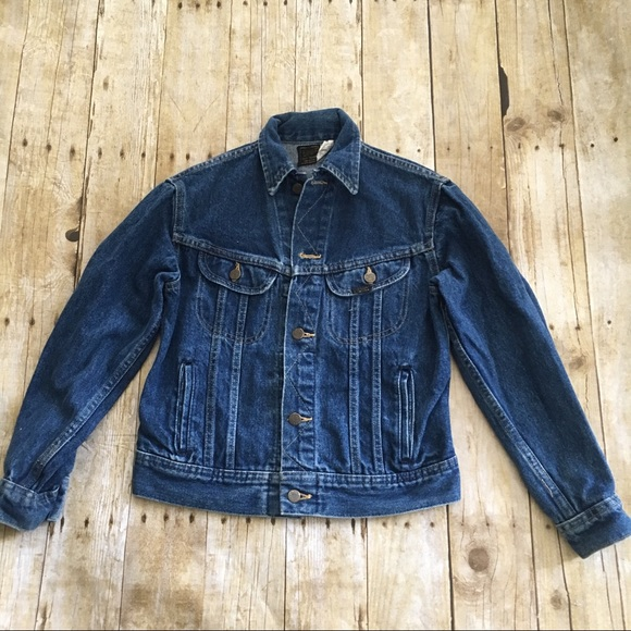 f9851150 Lee Jackets & Coats | Vintage Denim Jacket | Poshmark